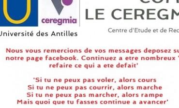 Ceregmia : la présidente de l' Université des Antilles Corinne Mencé-Caster entendue par la juge en Martinique