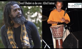 Soeuf Elbadawi&Alfred Fantone au CDST ce soir