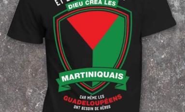 L'image du jour  [17/01/16] Martinique - Guadeloupe