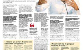 Jean-Philippe Nilor entre fausse gaffe et maladroite maladresse ?