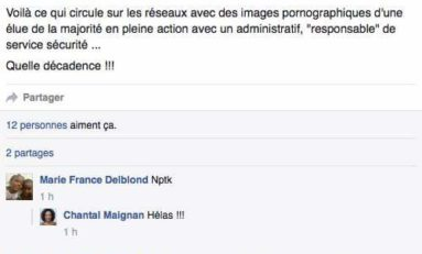 Chantal Maignan l'amère universitaire