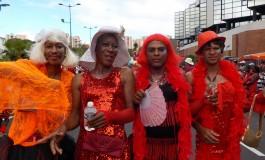 Mardi Gras à Fort-de-France : photos