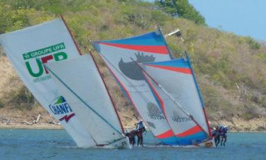 Yoles-Rondes de Martinique : belle victoire de Zapetti/Gerblé/Appaloosa au François