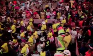 Tube du carnaval 2016 en Martinique : le groupe Tout Venant tient le bon vidé