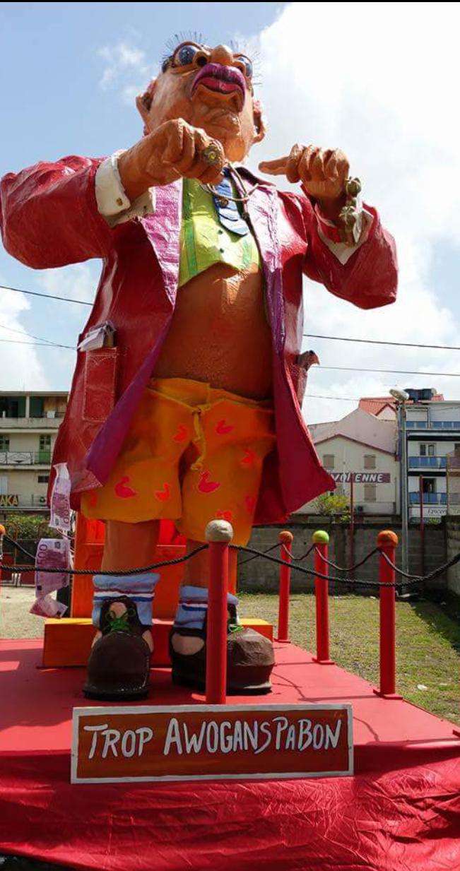 Martinique Carnival Vaval