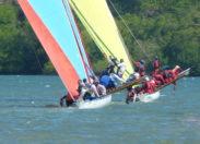 Menaces sur le Tour des Yoles de Martinique 2016