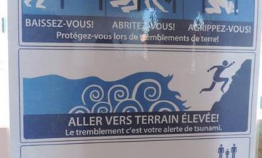 La commune du Carbet  en Martinique en plein tsunami linguistique