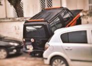 La verticalité...une solution pour le stationnement urbain en Martinique