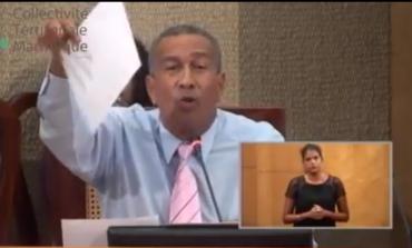 Ensemble Pour une Martinique Nouvelle : Miguel m'a tuer