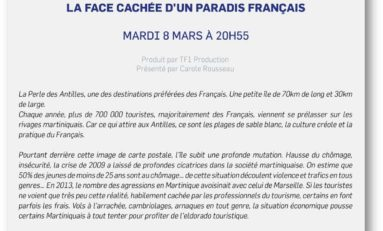Chouette...les français parlent de la Martinique