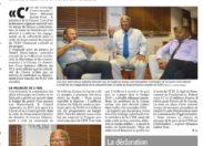 La gouvernance des démentis s'installe en Martinique