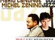 Mario Canonge mercredi soir au Baiser Salé (Paris)