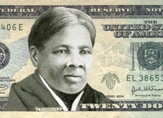 Enfin, une femme, et afro-américaine sur un billet de banque US.