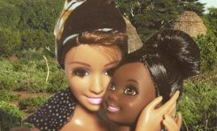 Barbie va sauver l'Afrique