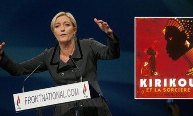 Marine Le Pen vs Kirikou. Le clash.