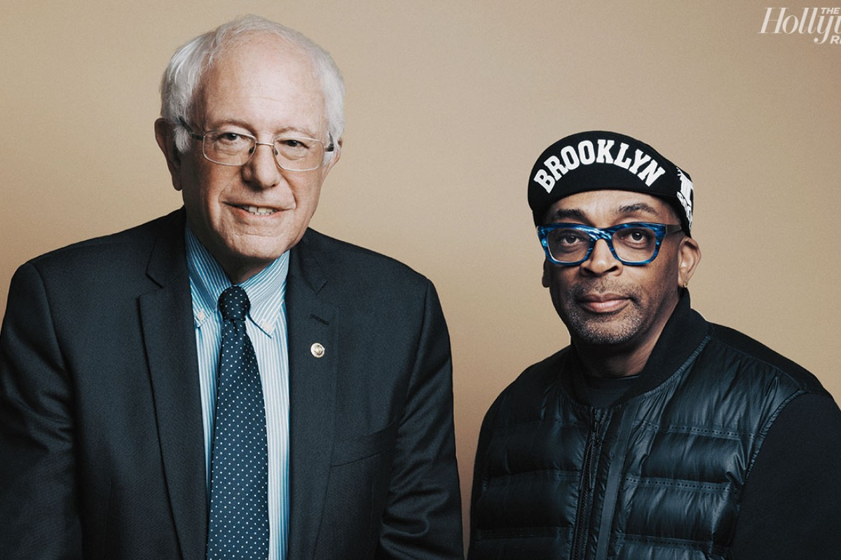 Spike Lee & Bernie Sanders, l'interview