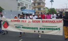 1er mai avec toujours autant de mais en Martinique