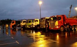 Grève : jeudi métis en Martinique