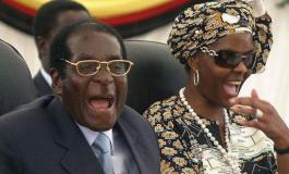 Robert Mugabe aux portes du Jamel Comedy Club