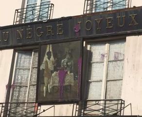Image du noir en France : on n'est pas sorti  de l'auberge...euh...de la chocolaterie