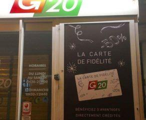 G20...pour ceux qui aiment faire du commerce