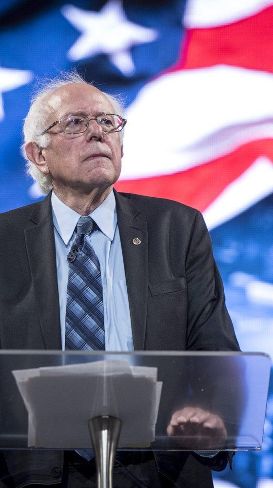 Sanders va voter… Clinton