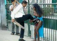 Agression raciste en Inde... WTF !