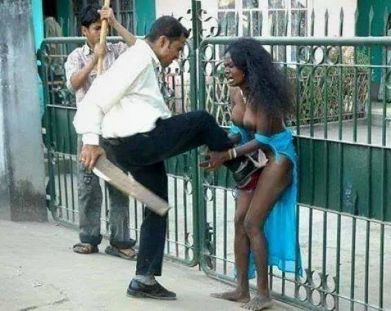 Agression raciste en Inde… WTF !