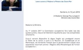 Marine Le Pen s'inquiète de l'étau de sucre