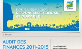 Ary Chalus maître de cérémonie des Lurel's Days à  la Région Guadeloupe