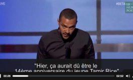 Jesse Williams, black power aux BET Awards (video)