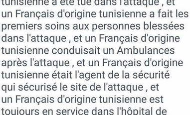 Les Français d'origine tunisienne...