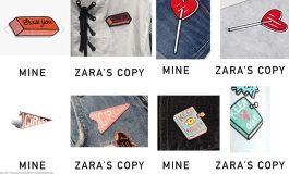 Zara, oh les copieurs ?