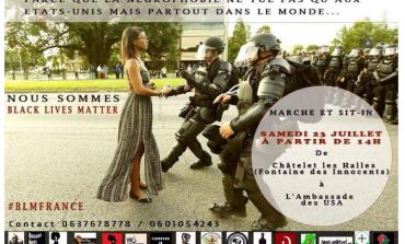 Black lives matter en France
