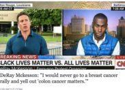 All Lives Matter Vs Black Lives Matter