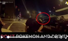 Il joue à Pokemon Go et se plante en voiture (vidéo)