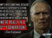 Clint Eastwood : Le Bon, la brute et le connard.