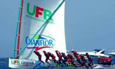3ème étape et 3ème victoire pour UFR/Chanflor expert en kokémoun