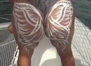 Le papillon de jour et le Tour de la Martinique des yoles rondes