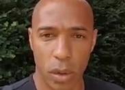 Thierry Henry adresse en créole un message de soutien à Teddy Riner et...la France s'étonne