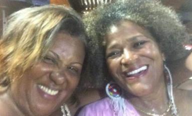 L'image du jour  [16/08/16] Aretha Franklin & Jocelyne Béroard