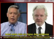 "Julian Assange : ""Hillary Clinton a encouragé la vente d'armes à l'EI"" (video)"
