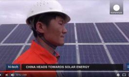 La Chine se lance dans l'énergie solaire... et nous ?