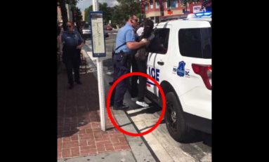 USA : brutale intimidation d'une jeune femme par deux agents (WTF Videos)