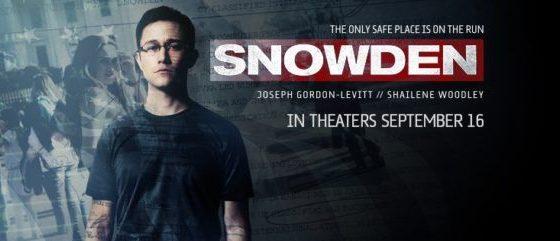 Snowden, le film.