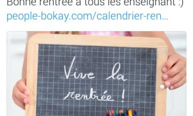 Réforme de l'orthographe : People Bò Kay fait une rentrée fracassante