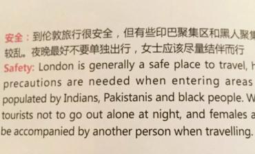 Racisme : Air China franchit la ligne jaune