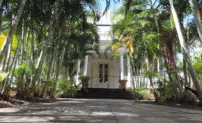 Maison Foucque : Découverte de la maison Foucque - Journées Européennes du Patrimoine à la Réunion
