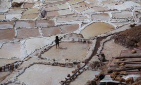 Musée du sel : Des salines à plus de 3 000 mètres d'altitude - Journées Européennes du Patrimoine à la Réunion