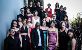 Mascarin - Jardin botanique de La Réunion : Intermède musical avec l'ensemble a capella Les Lignes - Journées Européennes du Patrimoine à la Réunion